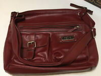 Relic purse handbag bag tote casual fun red shoulder