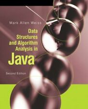 Data Structures and Algorithm Analysis in Java  2nd Edition