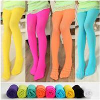 2-13years Baby Kids Toddler Tights Stockings Pantyhose Socks Ballet Dancewear