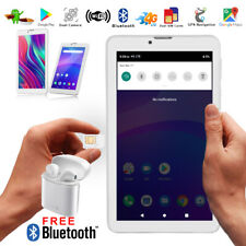 "Trendy 7.0"" Tablet PC 4G Android 9.0 Pie WiFi Google Certified->Earbuds Bundle<-"