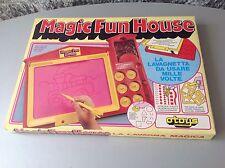 OToys O Toys Magic Fun House Magic Writer Game 80s New NIB Lavagna Magica