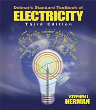 NEW Delmar's Standard Textbook of Electricity, 3E by Stephen L. Herman