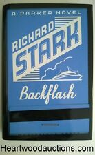 Backflash by Richard Stark FIRST- High Grade