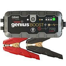 NOCO GB40 Genius Boost Plus 12V 1000 Amp UltraSafe Lithium Jump Starter