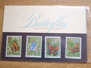 GB Presentation Pack 126 Butterflies