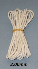 2mm Doll Stringing Elastic Re-stringing Cord x 3 metres - Professional Quality