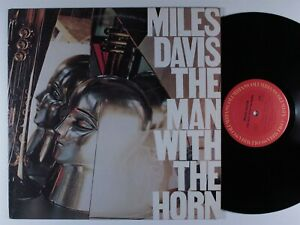 MILES DAVIS Man With The Horn COLUMBIA FC-36790 LP VG+ ~