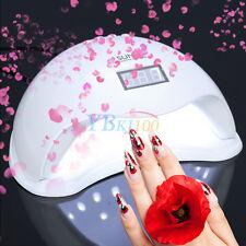Neuf SUN5 48W UV LED Séchoir à ongles lampe UV Nail Art Polish Dryer Manicure