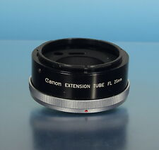 Canon Extension Tube FL 25mm tra Anello per Canon FD - (200109)