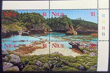 Niue 1997 Island Scenes Set. MNH.