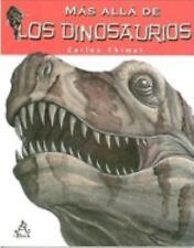 Más allá de los dinosaurios (Spanish Edition)-ExLibrary