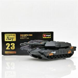 Bburago 1:64 Eternal Ray Main Battle Tank Diecast Model Car