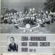 Eitel Edina Morningside Concert Band-  1962-63 LP VG KB 3732 Vinyl 1963 Record