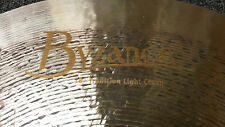 "Meinl Byzance Jazz 18"" Tradition Light Crash"