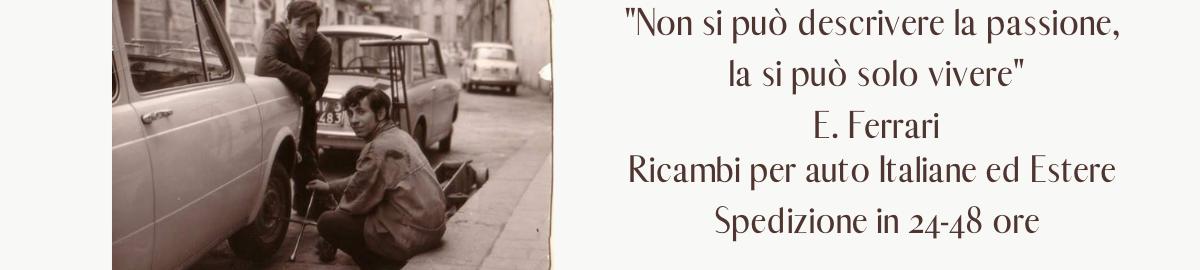 Gioia Ricambi Auto d'Epoca Bergamo
