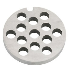 Stainless Steel Meat Grinder Blade Mincer Plate Disc Knife Replacement Access HG