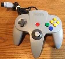 Nintendo 64 N64 Gray Controller Official Authentic OEM NUS-005