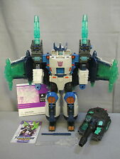 "Transformers Energon ""MEGATRON"" Leader Class 100% complete C9 shape 2004"