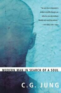 Modern Man In Search of a Soul by Carl Jung