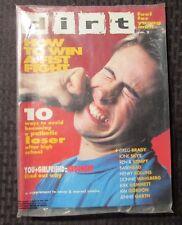 1992 DIRT Magazine #2 SEALED w/ Spider-Man #195 vs Vermin & V/A Cassette