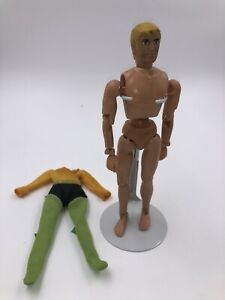 "Vintage  1972 Mego Aquaman 8""  Original Action Figure"