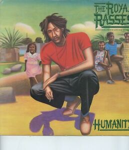 """ HUMANITY."" the royal rasses. BALLISTIC RECORDS UK orig 1979 L.P."