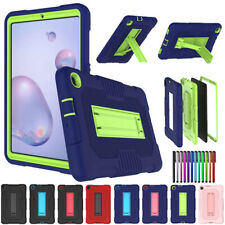 "For Samsung Galaxy Tab A 8 8.4"" 10.1"" T290 T307 T510 Heavy Duty Armor Case Cover"