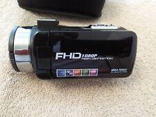 Camcorder 1080P 60FPS 42MP 18X Digital Camera 3.0'' HD Screen Video Camera