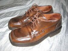 Kenneth Cole Reaction Mens Brown Leather Shoes - Size 8 UK / 42 EU - RRR: £160