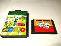 Fido Dido Game for Sega Mega Drive Genesis Compatible BOXED Game