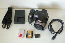 Sony CyberShot DSC-H9 8.1MP Digitalkamera Bridge Fotoapparat Camera Schwarz