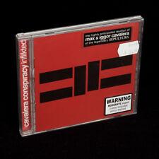 Cavalera Conspiracy – Inflikted - CD Album Roadrunner – RR 7955-2 Australia
