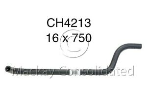 Mackay Connecting Pipe (Heater Hose) CH4213 fits Nissan Skyline 3.0 (R31)