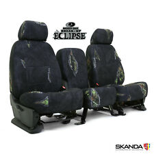 Skanda Mossy Oak Eclipse Camo Custom Fit Front Seat Covers for Jeep Wrangler