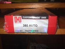 Hornady 380 Auto Reloading Dies New in box
