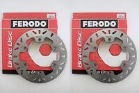 FERODO 2 DISCHI FRENO ANTERIORE PER HONDA CBR F  6001991 1992 1993 1994