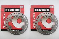 FERODO 2 DISCHI FRENO ANTERIORE PER HONDACBR F (PC19/E515)60019891990