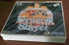 NEC PC-Engine CD - Dragon Slayer Legend of Heroes #A  - JAPAN JP