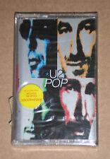 U2 - POP - MUSICASSETTA MC SIGILLATA (SEALED)