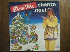 DOROTHEE LIVRE DISQUE FRANCE CHANTE NOEL