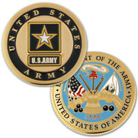 United States Army Commemorative Challenge Coin Veterans Day Gift