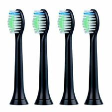 Compatible for sonicare diamondclean black Toothbrush Heads Philips HX6064