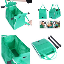 The Ultimate Grocery Bag Foldable Eco Friendly Reusable Large Capacity Tote Bags