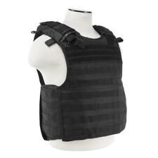 NcStar VISM BLACK Quick Release Operator Plate Carrier Body Armor Chest Rig