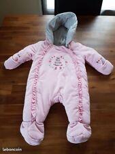 Combi-pilote bébé fille Orchestra 3 mois