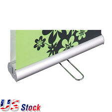 """USA Stock - 3pcs 33""""W x 79""""H Double Sided Roll Up Banner Stand Booth Display"""