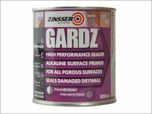 Zinsser - Apprêt scellant Gardz® 500 ml