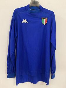 Faïence Football Shorts BNWT Taille Moyenne Italie Kappa