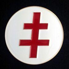 Masonic 33rd Degree I.G.H. Car Auto Emblem  (IGH-AE)