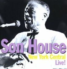 Son House - New York Central Live! CD Album, NEW, SEALED